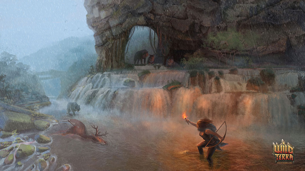 Проект Wild Terra стал доступен в раннем доступе